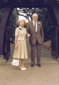 Den's Mum and Dad