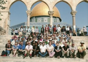 Holy Land 2013