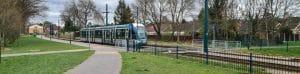 Toton Lane Tram